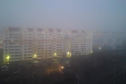 В Челябинске сегодня будет слабый ветер. Город погрузится в смог