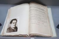 Фото Валериана Куйбышева в Центре изучения истории Гражданской войны.