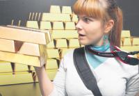 Золото росло в цене 13 лет, но теперь дешевеет
