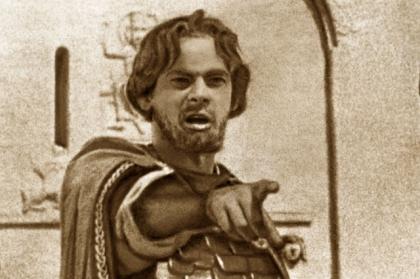 Кадр из фильма «Александр Невский», 1938 г.