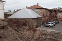 История с церковью Косьмы и Дамиана показала, что строить новое рядом со старым - лишь добалять городским властям головной боли