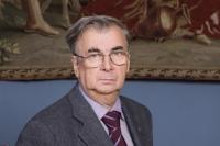 Георгий Вилинбахов 20 лет назад участвовал в создании российского герба