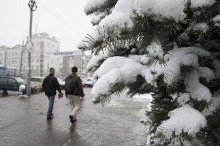 В Челябинске сегодня будет морозная и снежная погода