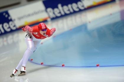 Челябинская конькобежка завоевала две «бронзы» на этапе Кубка мира