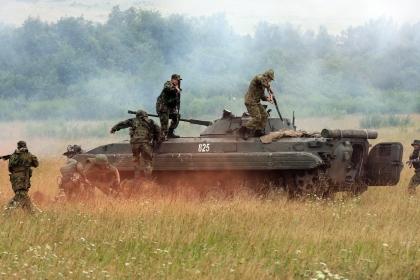 В Челябинской области пройдут российско-американские военные учения