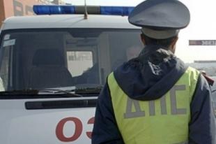 На Южном Урале в ДТП попал грузовик, перевозивший компоненты для взрывчатки