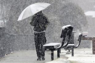 В Челябинске сегодня будет идти небольшой снег, на дорогах гололедица