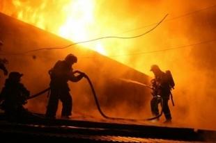 В Челябинской области двое детей погибли на пожаре