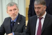 Алексей Журавлёв и Адам Делимханов.