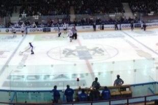 Хоккей: «Сибирь» всухую проиграла  «Медвешчаку»