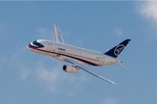 Sukhoi Superjet совершил аварийную посадку в аэропорту Челябинска