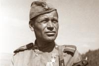Герой Советского Союза Роман Смищук.