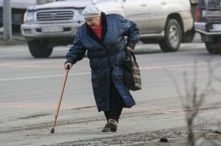В Челябинской области водитель сбил пенсионерку и скрылся