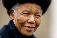 Бывший президент ЮАР Нельсон Мандела.