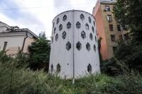 Дом-мастерская Константина Мельникова