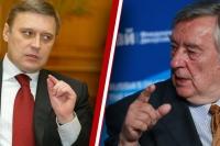 Михаил Касьянов и Александр Проханов.