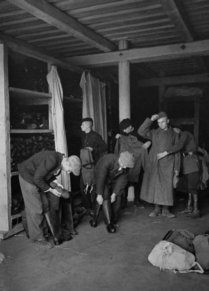 Новобранцы. 1941