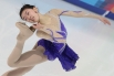 Выступление китаянки Ли Цзыцзюнь, завоевавшей бронзовую медаль в женском одиночном катании.