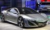 Концепт суперкара Acura NSX