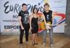 """Группа The UPS - участница финала Национального отборочного конкурса """"Евровидение-2012""""."""