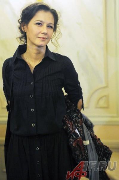 Актриса Полина Агуреева была одной из претенденток на получение награды в номинации «Лучшая женская роль в драме».