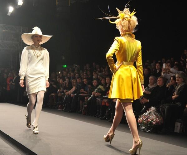 Вячеслав Зайцев в этом году празднует двойной юбилей: 30-летие Дома моды и 50-летие творческой деятельности.