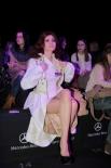 """Анна Чапман на показе """"Вера"""" дизайнера Даши Гаузер."""