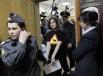 Надежда Толоконникова в зале суда