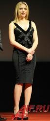 Актриса призналась, что провела уйму времени в спортзале, чтобы влезть в костюм Черной вдовы.