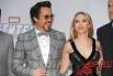 «Я во многом похож на Тони, и здорово оказаться в фильме, который отражает меня», - рассказал Дауни-младший.