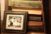 Особое место в музее отведено семейным фотографиям писателя