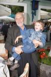 2007 год. С внуком