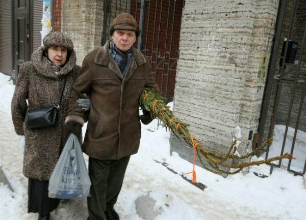 Эдуард Хиль с женой Зоей Александровной