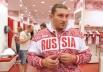 Член сборной России по греко-римской борьбе Хасан Бароев