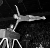Лариса Латынина (Спортивная гимнастика)<br> Медали на летних Олимпийских играх:<br> Золото - 9<br> Серебро - 5<br> Бронза - 4