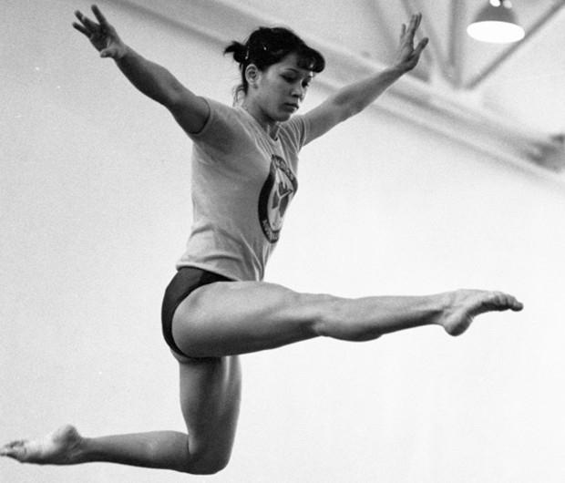 Нелли Ким (Спортивная гимнастика)<br> Медали на летних Олимпийских играх:<br> Золото - 5<br> Серебро - 1<br> Бронза - 0