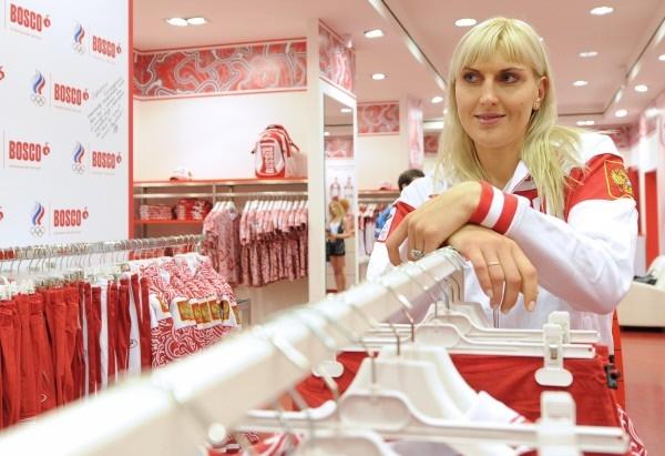 Игрок женской сборной России по баскетболу Наталья Водопьянова