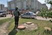 Машина муфтия была взорвана через час после убийства его бывшего заместителя, имама Апанаевской мечети Валлиулы Якупова.