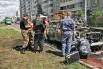 После взрыва машины муфтия в Казани был введен в действие план «Вулкан 4» с привлечением всего личного состава МВД по Республике Татарстан.