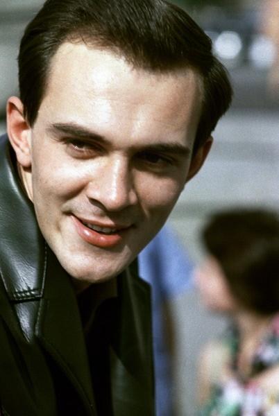 В него влюблялись почти все девушки СССР. 1964 г.