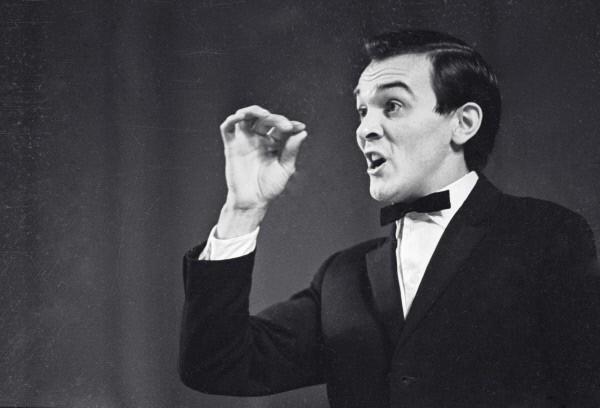 На концерте. 1963 г.