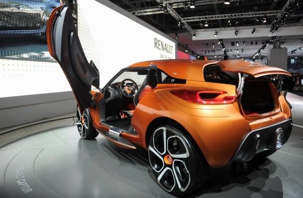 Автомобиль Renault Captur