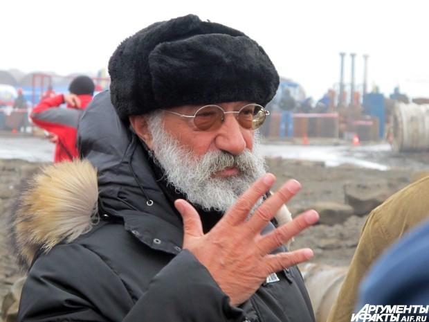 Артур Чилингаров оценивает работу ликвидаторов на «пятёрку».
