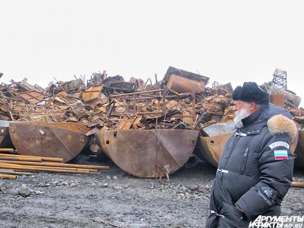 0098: А. Чилингаров: «Это мусор - наследие холодной войны».