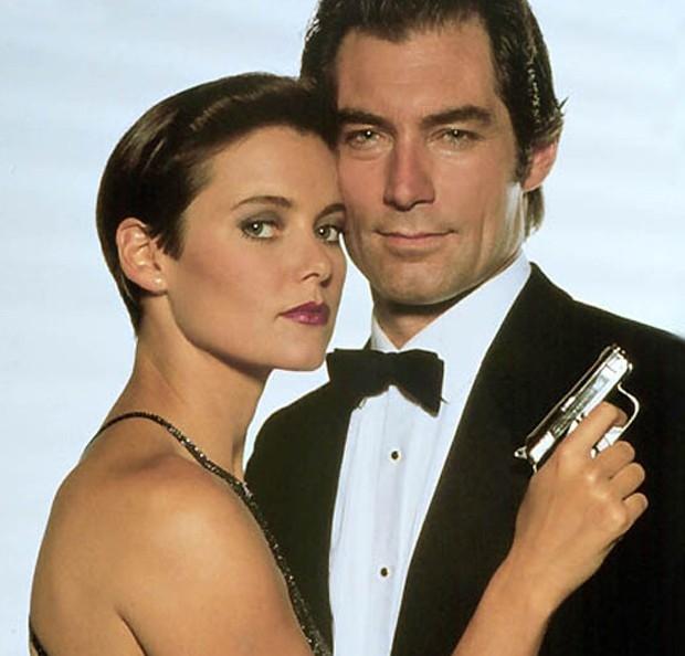«Лицензия на убийство» (1989) - Кэрри Лоуелл