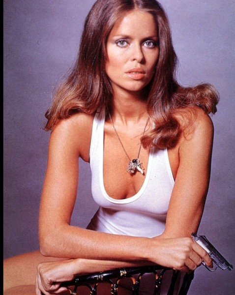 «Шпион, который меня любил» (1977) - Барбара Бах