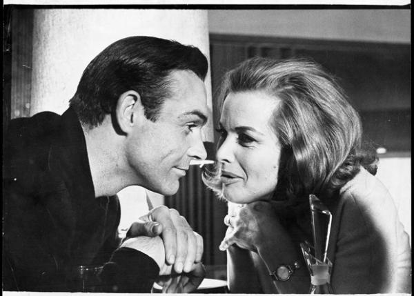 «Голдфингер» (1964) - Хонор Блэкман
