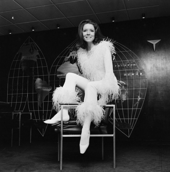 «На секретной службе Ее Величества» (1969) - Диана Ригг
