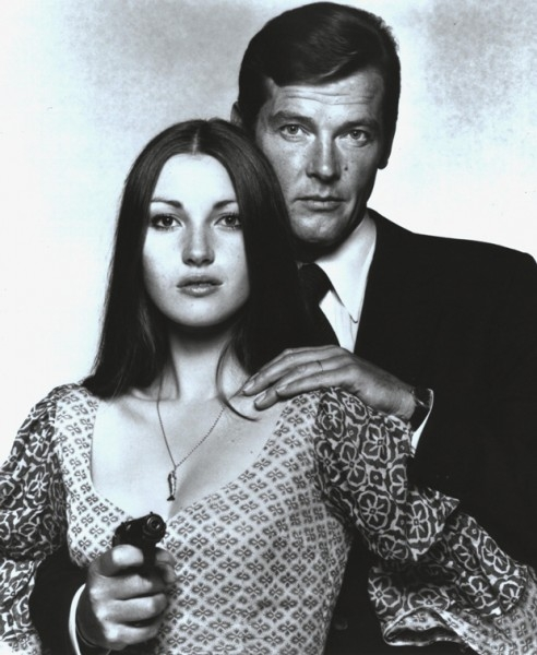 «Живи и дай умереть» (1973) - Джейн Сеймур