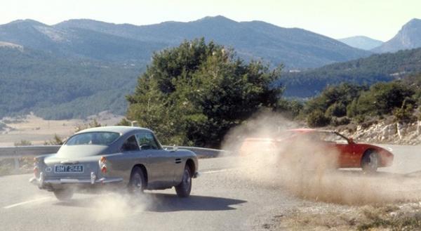 Aston Martin DB5 в